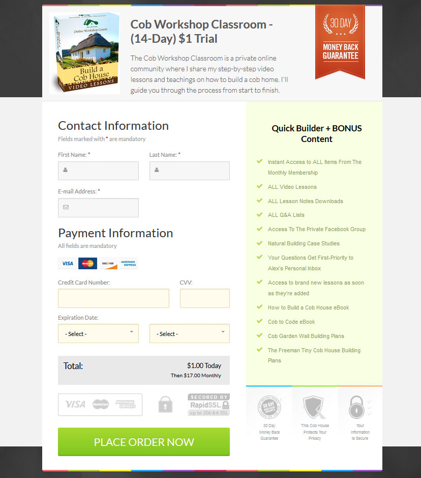 one-dallar-trial-sales-page